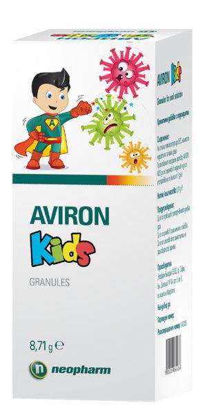 Авирон (Aviron) KIDS гранули за сироп 350мг в 5мл 8.71г